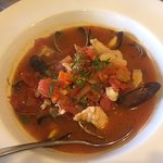 Seafood stew option, came with two sides, Seafood Restaurant, 103-192 W Island Highway, Parksvil