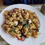 אוליברי: פוסילי עם עוף וצ'ילי