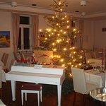 Piano and fabulous Christmas tree