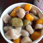 阿柑姨芋圓の写真