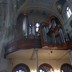 Pipe Organ Section