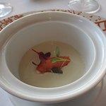アヒルのフォアグラ料理