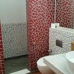 Villa Shanti bathroom