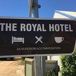 Royal Hotel in Riebeek Kasteel