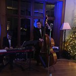 New Year's Eve Steve Conway Quartet with Graham Tuck Double Bass and David David Newton Piano fa