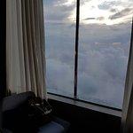 sky overlooking