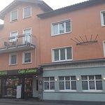 Angrenzendes Cafe Lorenz