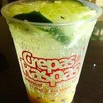 Mocktel Hawaii 5.0, de frutas de la pasión, exquisito y refrescante..!