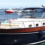 Our boat: clean, comfortable, cruising