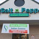 Salt n Pepper Indian Cuisine now open