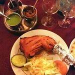 Le Delhi, poulet Tandoori