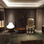 Large suite: Massage Chair