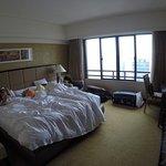 Nyaman, room besar , pelayanan baikk bangettt pokok ny ga ada minus ny buat ini hotel