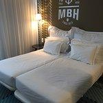 Foto de Macarico Beach Hotel