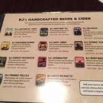 Beer List Dec 2016
