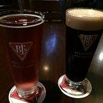 Berryburst Cider and Porter