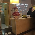 Foto di B&B Hotel Madrid Airport