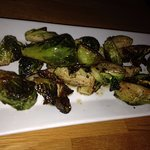 grilled brussel sprouts