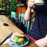 Foto de Up in the Hill - Coffee Shop & Organic Farm
