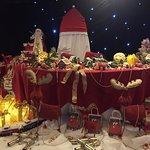 Santa's Breakfast table! 🎅🏻