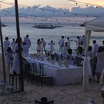 reception on the beach at the Asya Resort