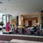 Nice spacious lobby