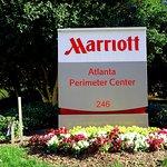 Foto de Atlanta Marriott Perimeter Center