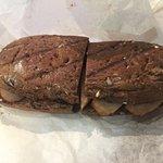 3.50€ sausage bap