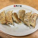 6 piece Gyoza