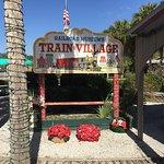 Railroad Museum and Train Village