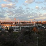 MCG from Pullman on the Park Hotel