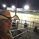 The Kissimmee Sports Arena Rodeo Foto