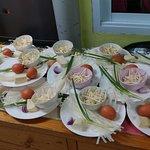 Pad Thai preparations