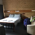 Bedroom - standard double room