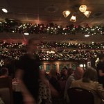 Love the way the place is decorated  for Christmas The food is soo very delicious