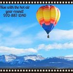Ballooning the Rockies year-round