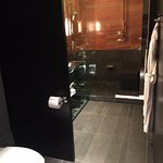 Bathroom on the Andaz suite