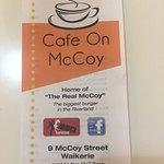 Cafe on McCoy