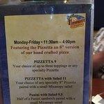 Foto de Blue Highway Pizzeria