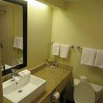 Room 243 bathroom