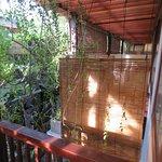 Neighbouring balconies