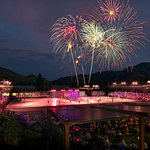 Summer Ice shows at Sun Valley with Headlining Ice skaters