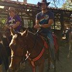 Photo de Finca Caballo Loco - Horse Tours Costa Rica