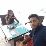 Dinning in Beach