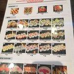 Fantastic value menu