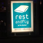 Photo of Rest and Fly
