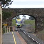 Malmsbury railway station Foto
