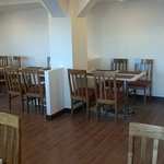 Refurbished and Renovated. Our restaurant can now comfortably seat and accommodate 75 customers
