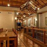 Second floor of Aras Cafe new location (December 2016)