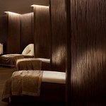 the thermal suite facilities are separate for female & male guests with indoor relaxation lounge